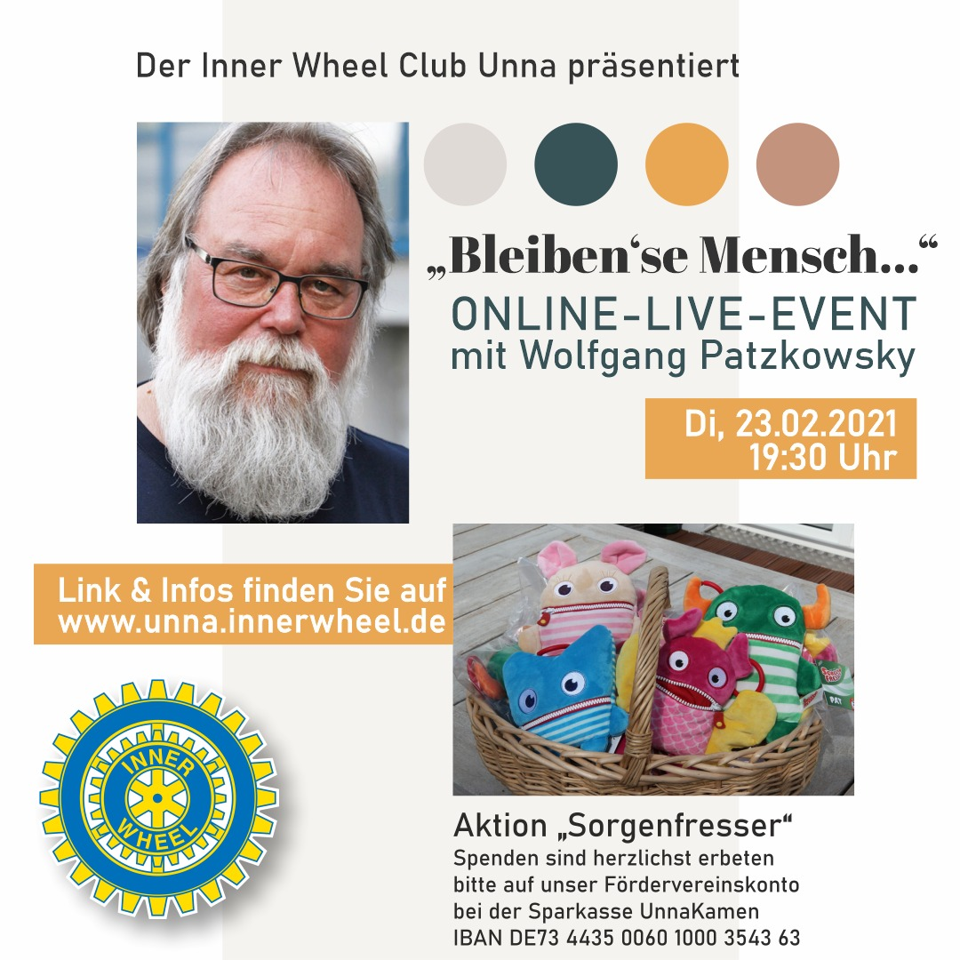 Spendenaktion des Inner Wheel Club Unna